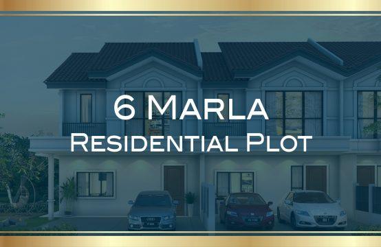 6 marla residential