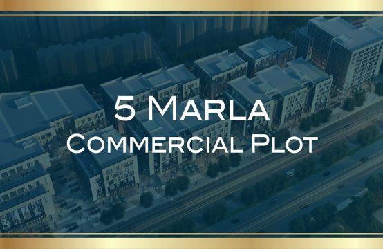 5 marla commercial