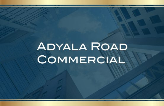 Main Adyala Road Commercial Rose Valley